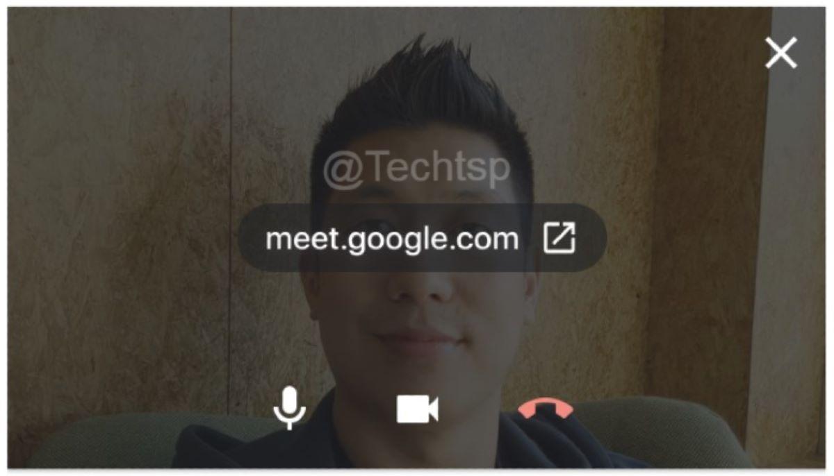 Google Chrome PiP视频会议操作