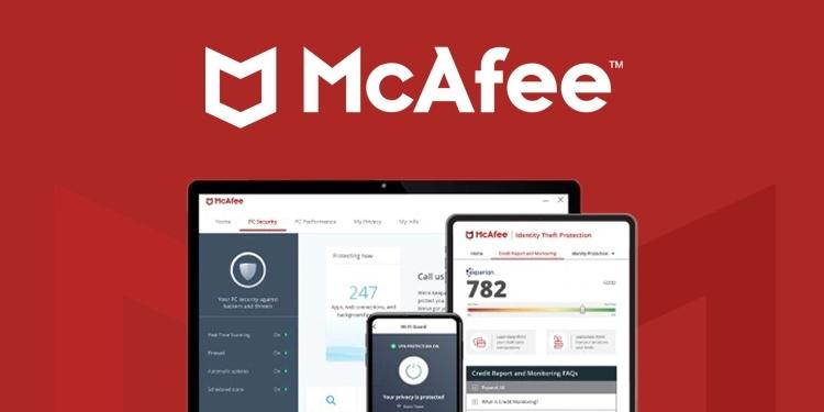 知名杀软迈克菲(McAfee)40亿美元出售企业业务
