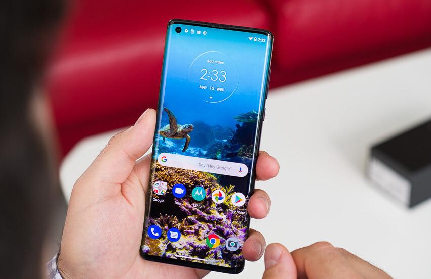 摩托罗拉Edge推送Android 11稳定版升级