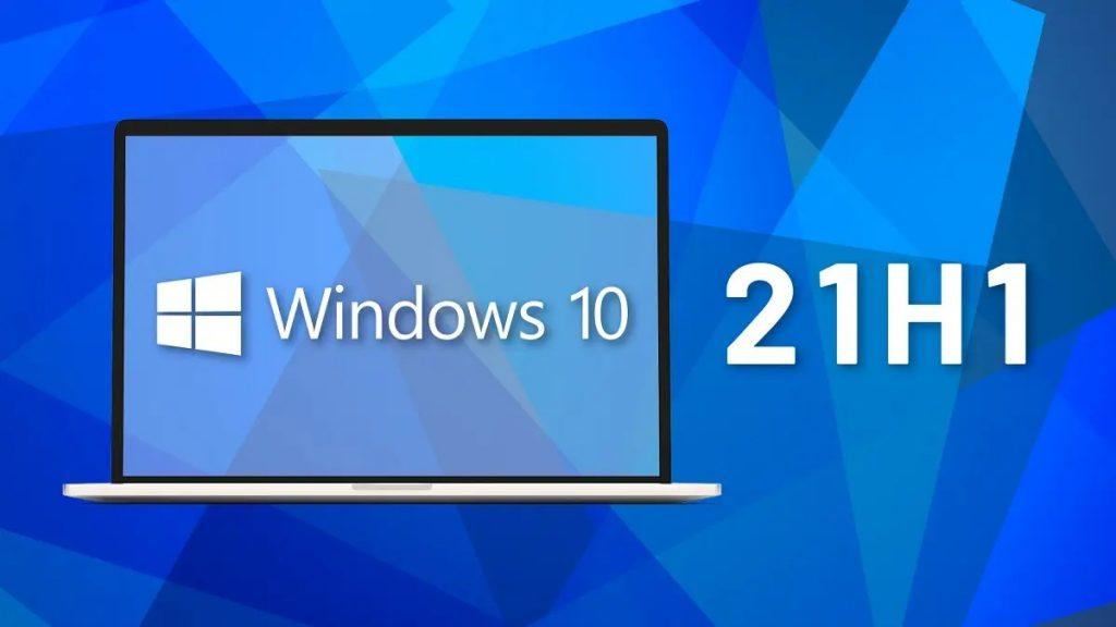 Windows 10 21H1升级临近:现在就能安装它