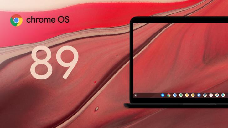 谷歌发布Chrome OS 89:庆祝发布10周年