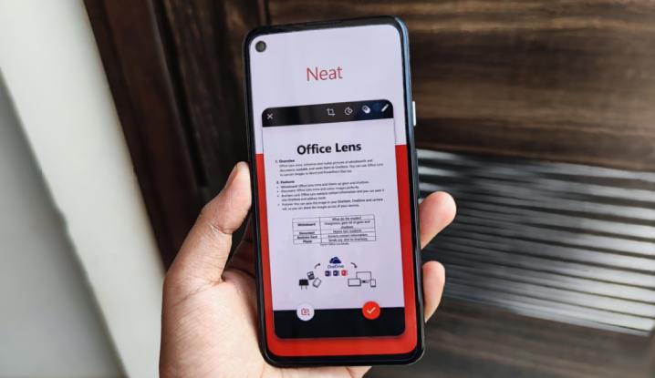 iOS版Microsoft Lens更新:每次可扫描创建100页PDF文档