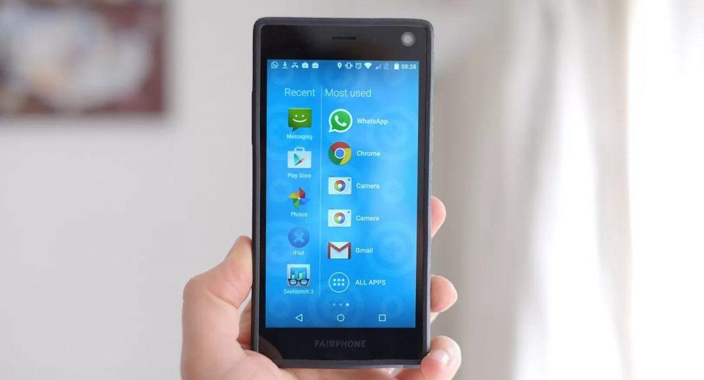 Fairphone 2迎来系统更新:唯一发布五年后仍获官方升级的安卓手机