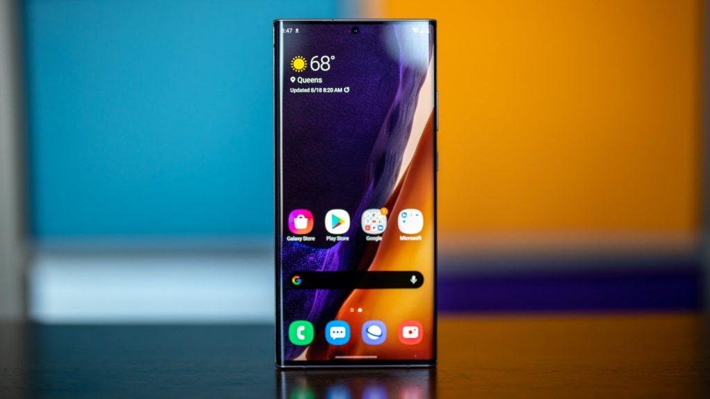 三星为Galaxy Note 20系列推送3月份Android安全更新