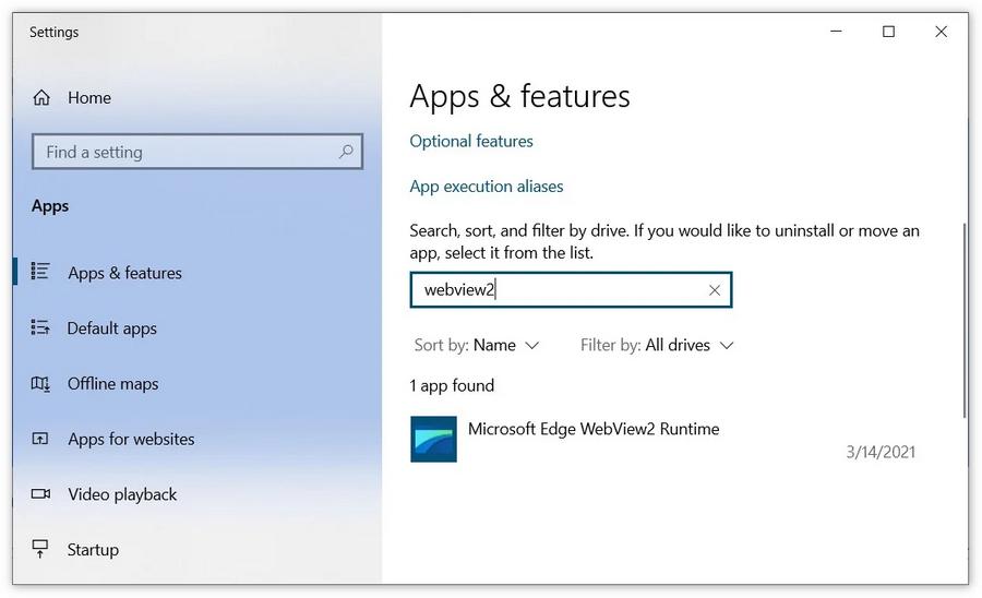 微软正为Win 10自动安装WebView2控件:原生应用可嵌网页