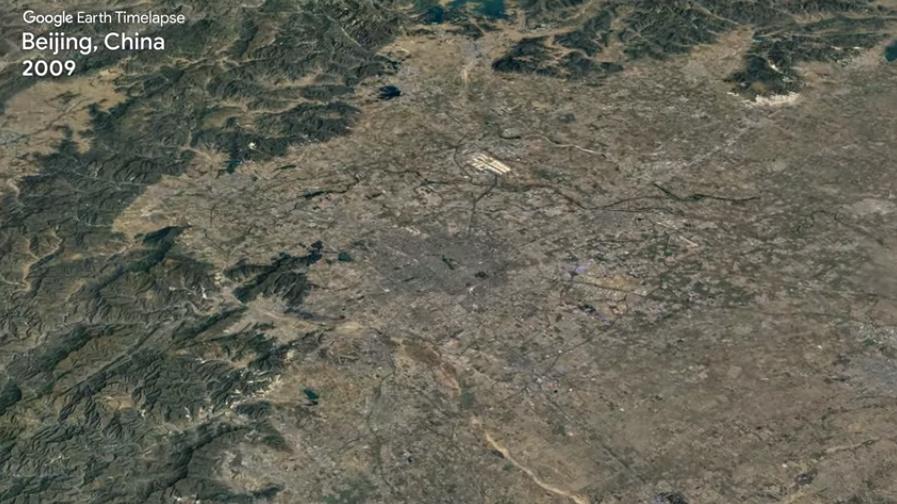 Google Earth发布重大更新:3D Timelapse功能