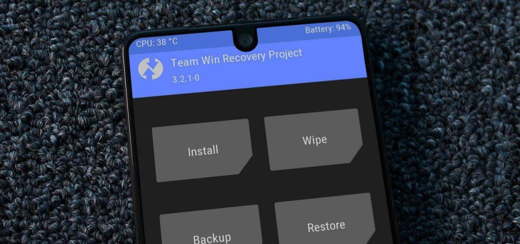 刷机神器TWRP最新支持Realme 6/Realme 7等5款设备