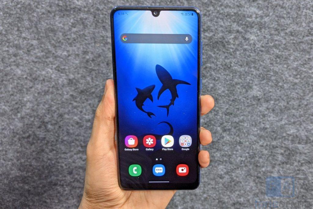 三星向Galaxy A31等三款设备推送Android 11稳定版