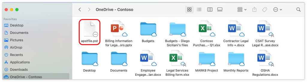 Mac版OneDrive将更新:支持排除不希望上传的文件