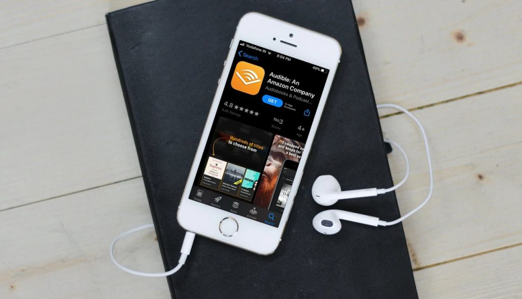 亚马逊Audible支持用积分在应用内购买有声书