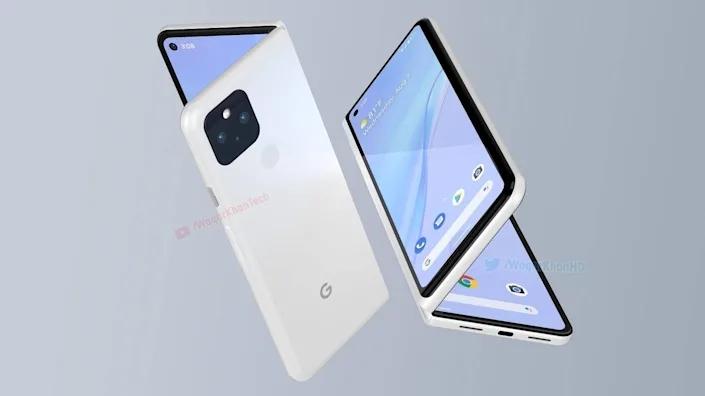 """消息称谷歌年内发布首款可折叠智能手机,代号""""Passport"""""""