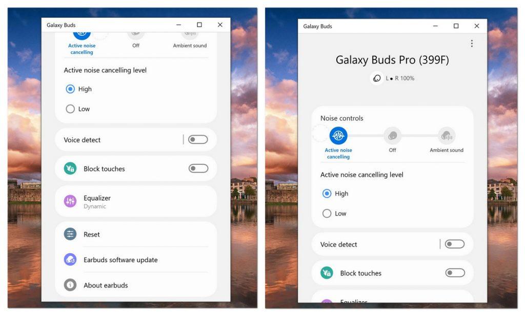 三星发布Win 10版Galaxy Buds应用:在PC上也能管理耳机