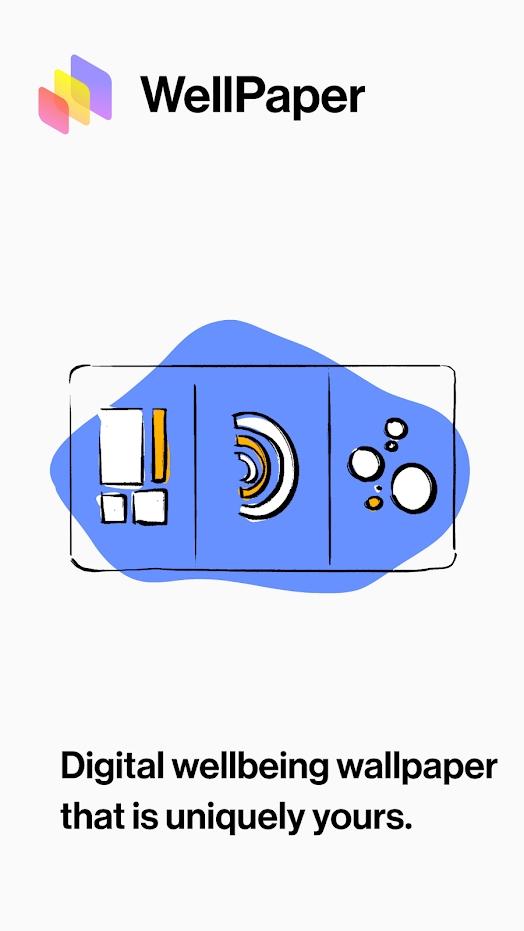 [APK] 一加发布Digital Wellpaper动态壁纸应用,展示你的手机使用状况