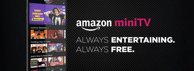 """亚马逊上线流媒体服务""""MiniTV"""":服务印度用户"""