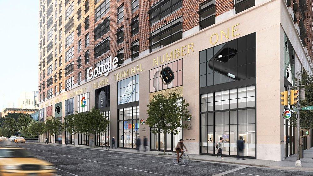 谷歌今夏在纽约开设首家零售店:售卖Pixel手机等谷歌产品