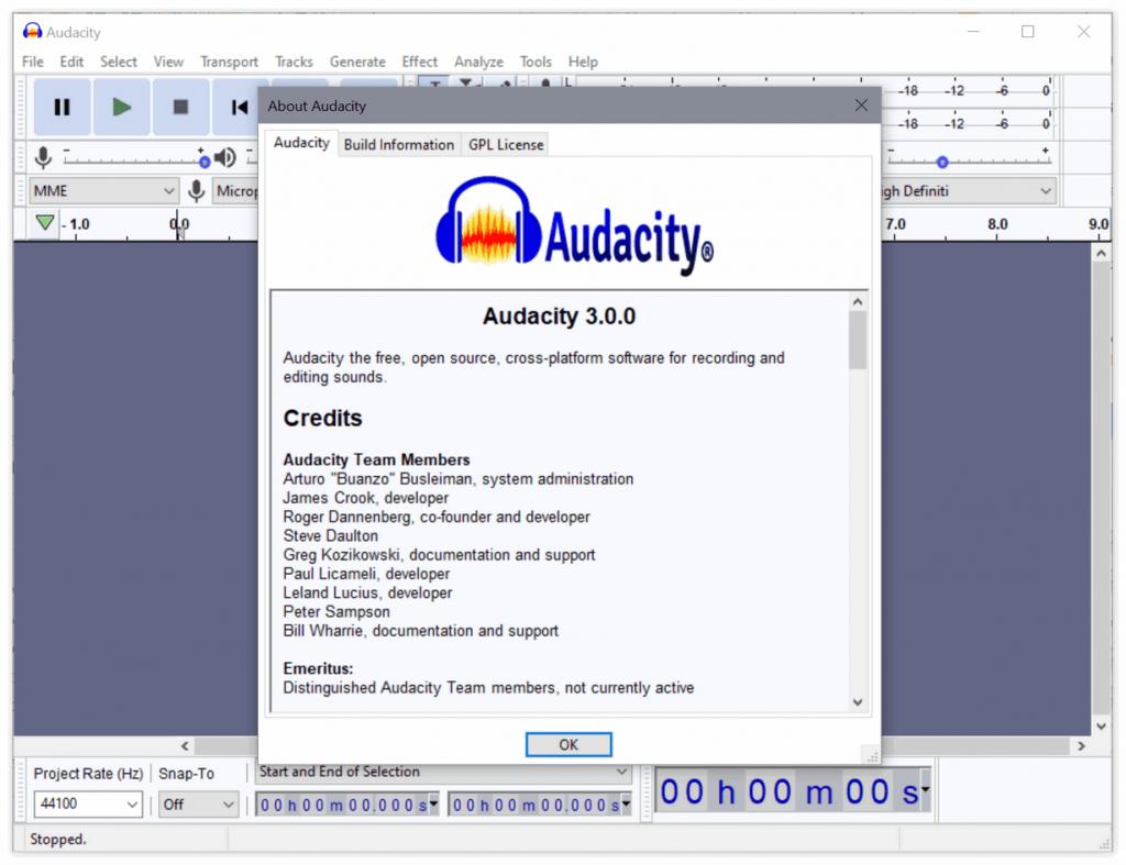 遭遇广泛质疑后,音频编辑器Audacity宣布取消引入遥测功能