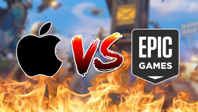 苹果与EPIC官司胶着:苹果称微软是幕后操纵者
