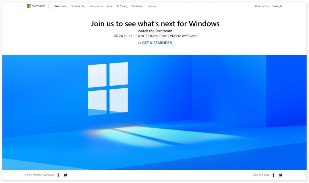 """微软6月24日展示""""下一代 Windows系统"""":这些内容有望亮相"""