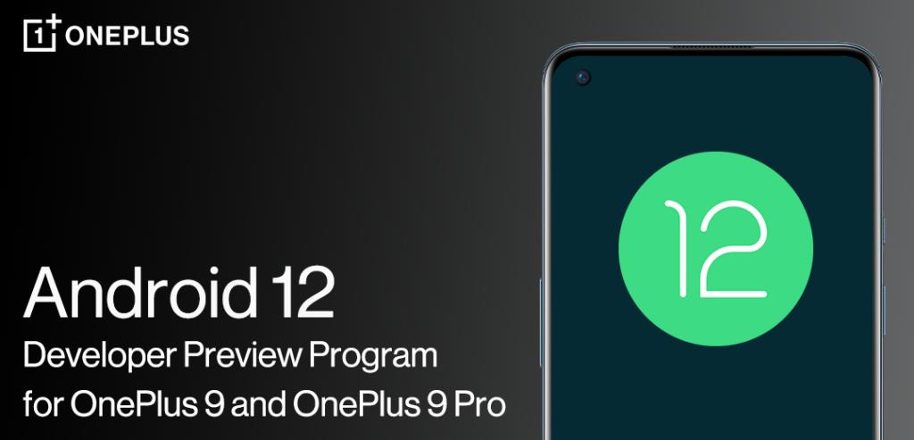 修复变砖问题后,一加为OnePlus 9/9 Pro发布Android 12 DP新版