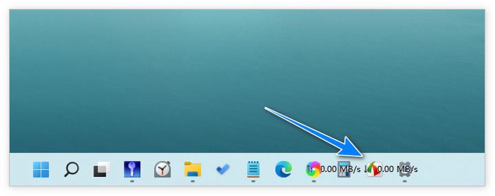 Win11任务栏大改,让TrafficMonitor这样依赖任务栏的小工具尴尬了