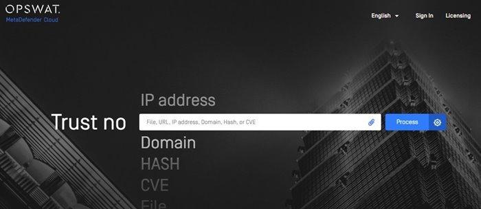 使用这两个检测服务,查询自己的APK文件是否安全