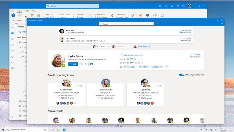 全新Win 10版Outlook呼之欲出:圆角界面曝光