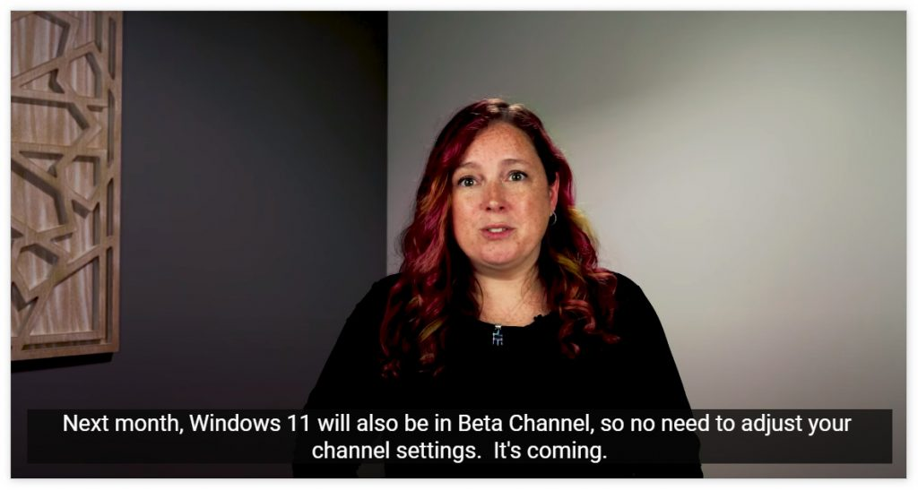 重磅:微软7月将向Beta通道推送Windows 11:最快或下周发布