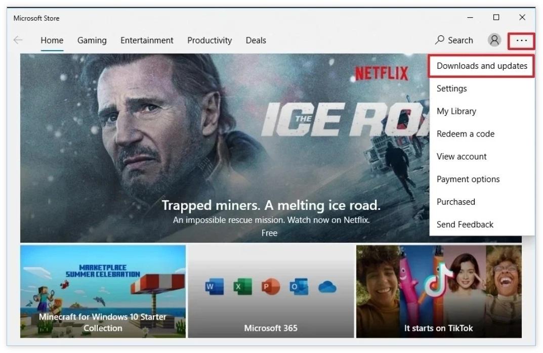 升级Win11预览版后,部分用户的微软商店未获更新
