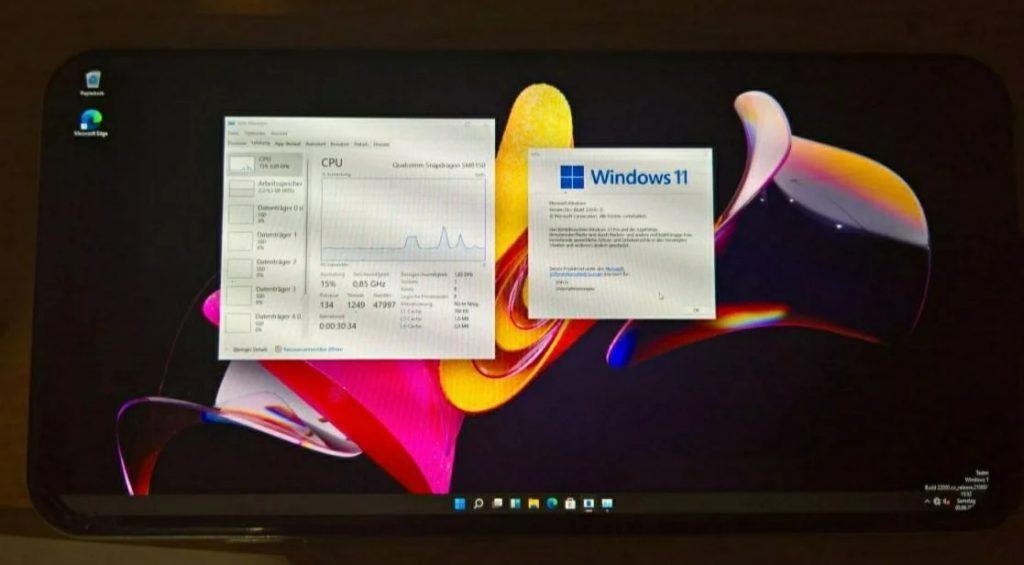在一加6T和小米8上运行Windows 11:来自中国极客的尝试