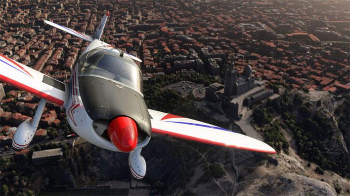 《微软模拟飞行》Update 5将在月底发布:性能和视觉获大幅提升