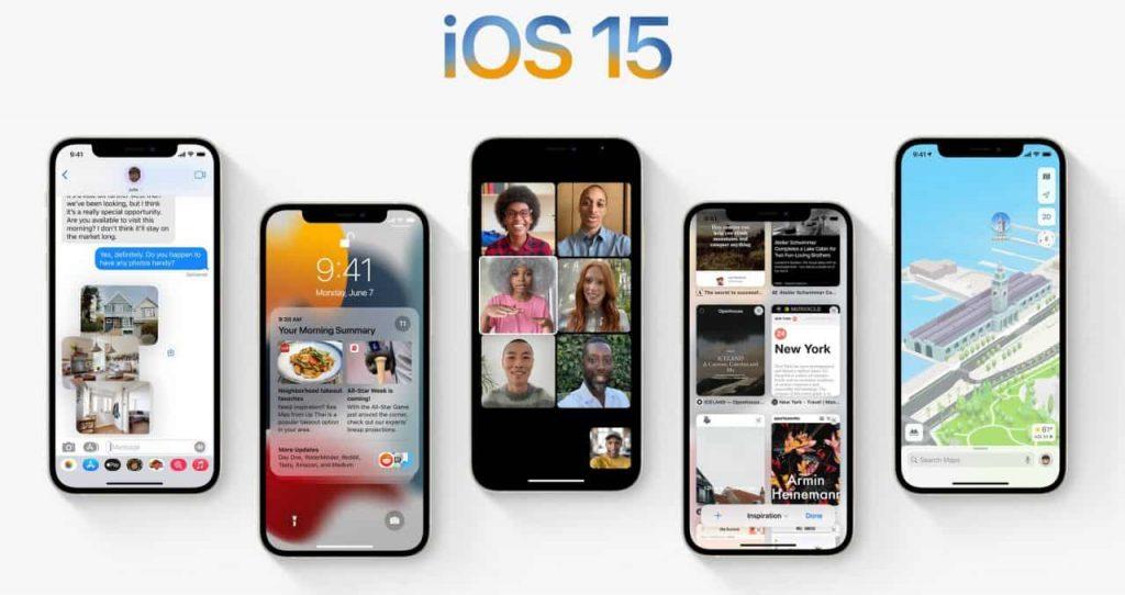 iOS 15、iPadOS 15首个公测版发布:适用机型信息和安装方法