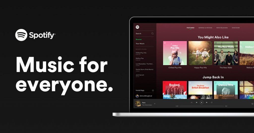 Spotify发布新测试版:原生适配苹果M1处理器