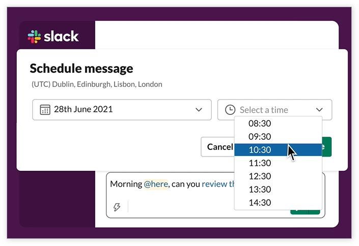 Slack推出语音交流功能Slack Huddles:支持录制和转录