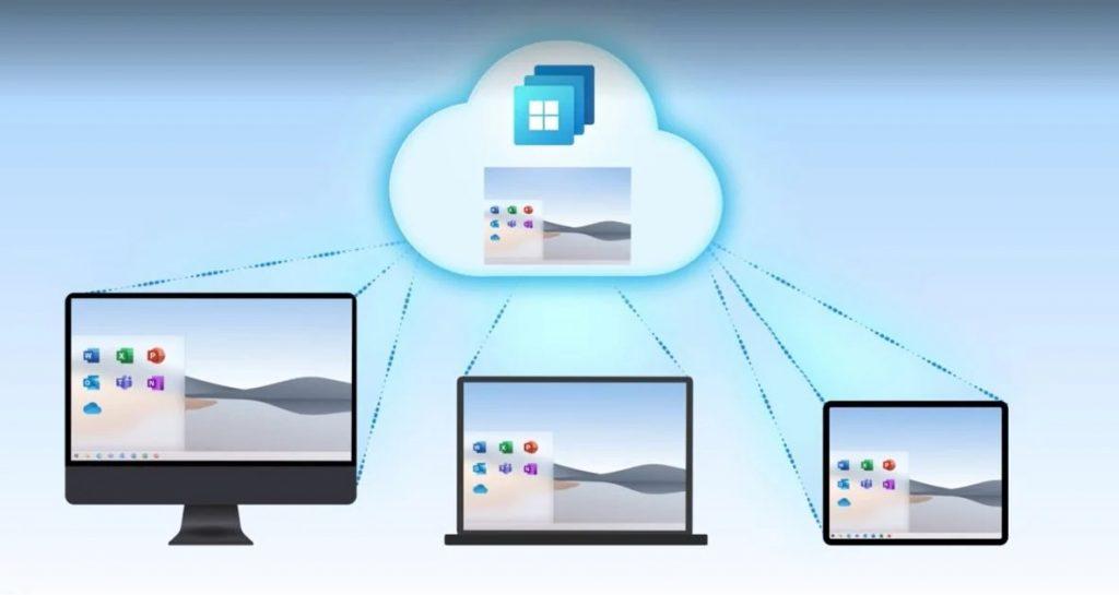 微软发布Windows 365 Cloud PC:在云端体验Win11和Win10