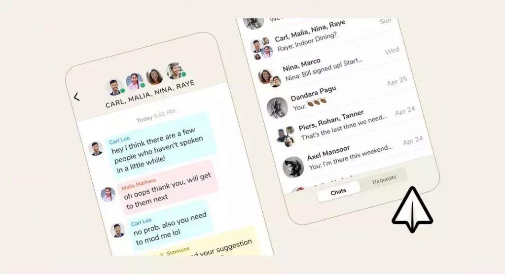 Clubhouse推出文本聊天功能Backchannel:可私聊或群聊