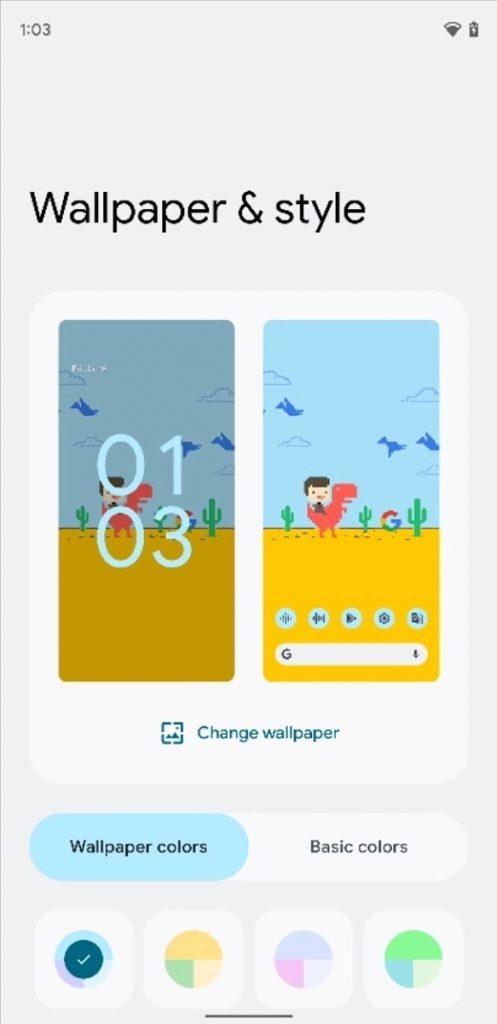 """谷歌Gboard输入法推出""""动态颜色""""主题:自动跟随Android 12壁纸风格"""