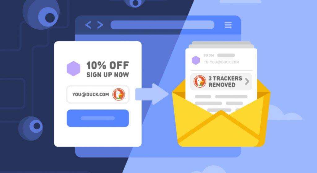 DuckDuckGo宣布将推出电子邮件保护服务