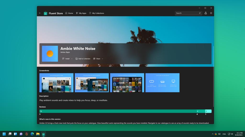 Fluent Store:第三方Windows商店客户端,兼容微软商店/WinGet