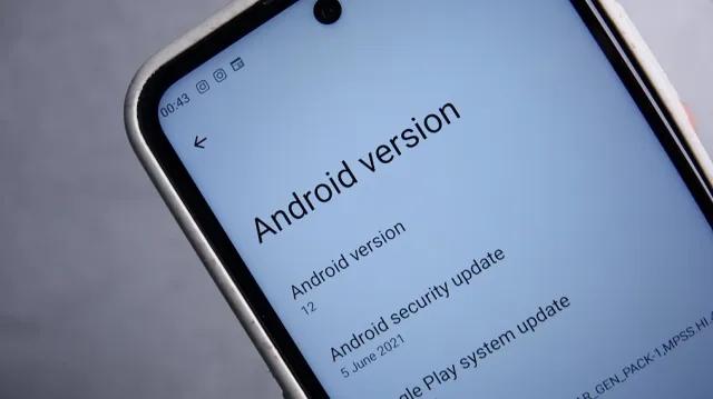 诺基亚X20迎来首个Android 12 开发者预览版