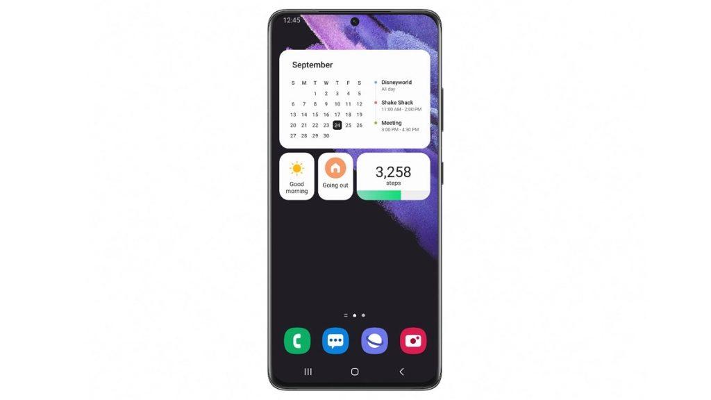 三星今日起为Galaxy S21系列发布One UI 4.0 Beta版:基于Android 12