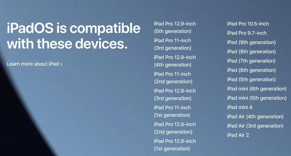 [列表] 这些设备将获得iOS 15 和 iPadOS 15升级