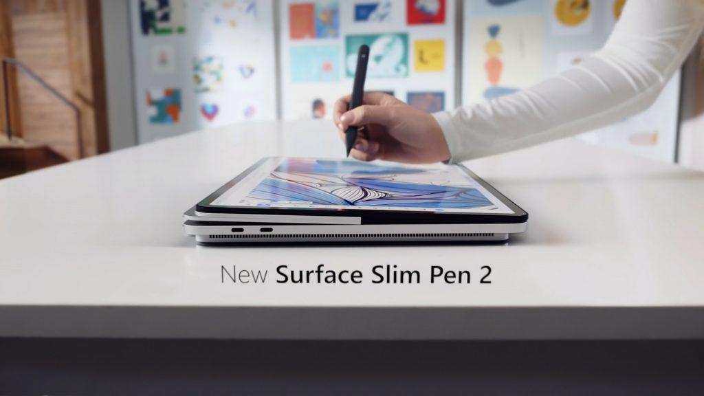 微软发布Surface Laptop Studio:最强Surface电脑