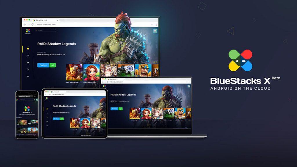 安卓模拟器BlueStacks上线游戏流媒体服务BlueStacks X