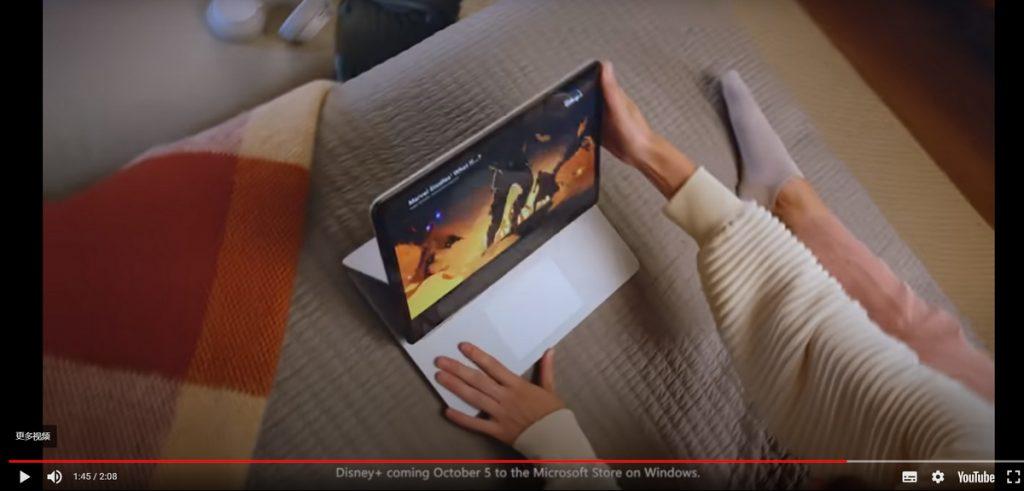 Disney+流媒体应用10月5日登陆微软商店