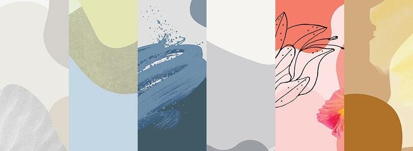 [下载] Pixel 6 原生壁纸第三波泄露:风格更抽象