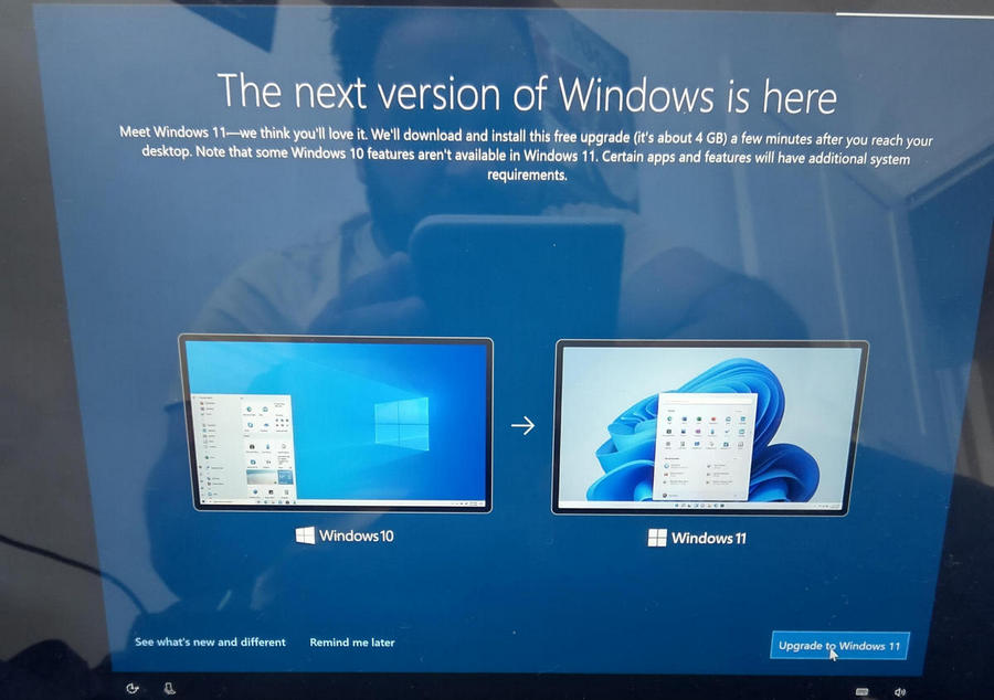 Surface Pro X用户们的意外发现:重置笔记本就能升级到Win11
