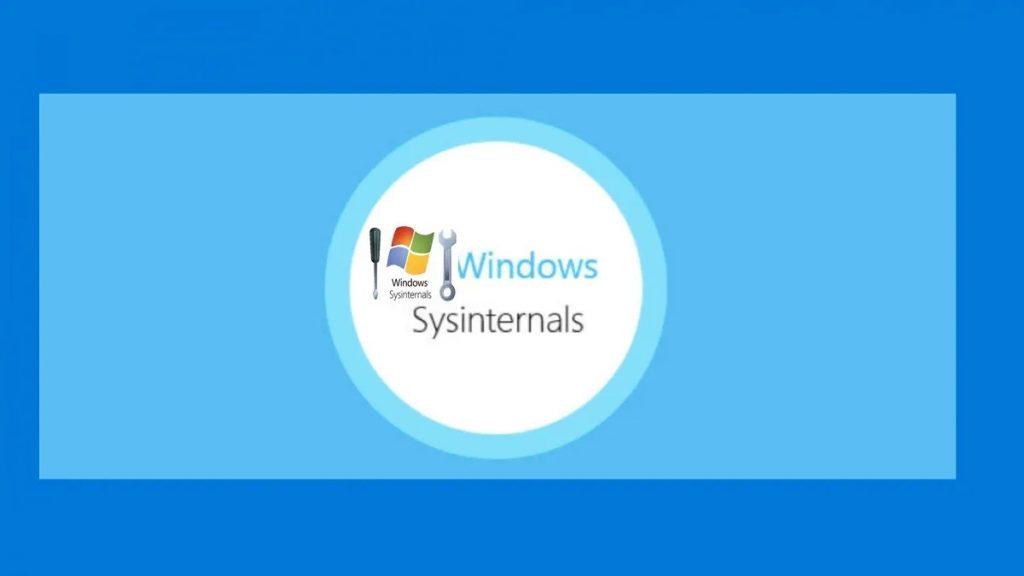 Windows实用系统工具集Windows Sysinternals迎来更新
