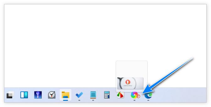 这枚神器让Windows 11支持「拖拽文件到任务栏」功能